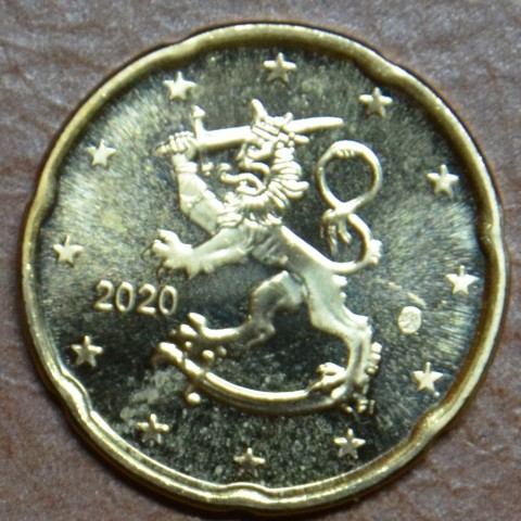 20 cent Finland 2020 (UNC)