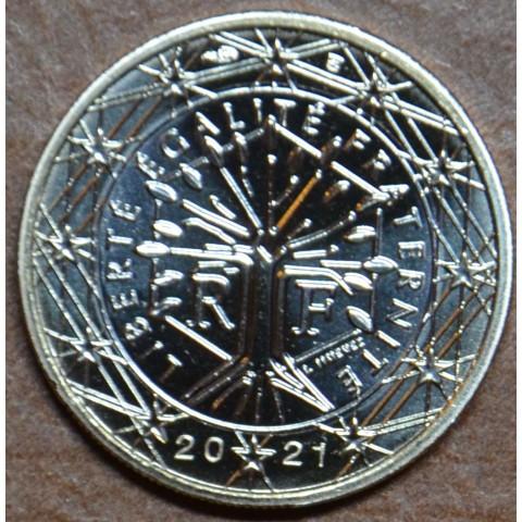 1 Euro France 2021 (UNC)