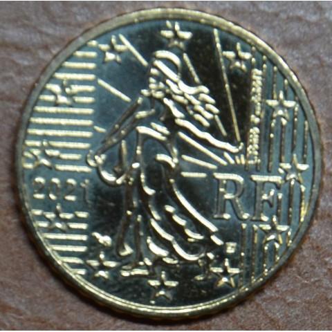 50 cent France 2021 (UNC)