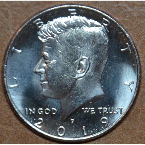 """Half dollar USA """"P"""" 2019 (UNC)"""