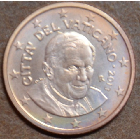 1 cent Vatican 2013 (BU)