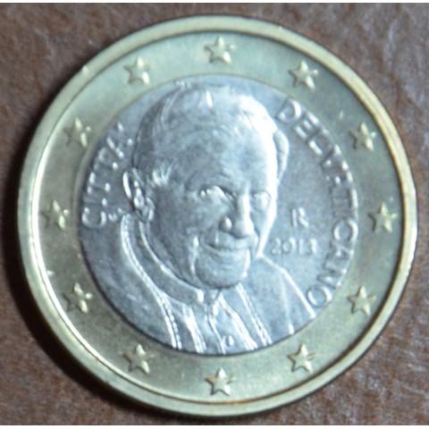 1 Euro Vatican 2013 (BU)