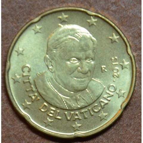 20 cent Vatican 2013 (BU)