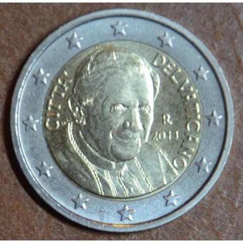 2 Euro Vatican 2013 (BU)