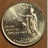 """25 cent USA """"D"""" 2008 Hawaii (UNC)"""
