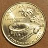 "25 cent USA ""D"" 2009 American Samoa (UNC)"