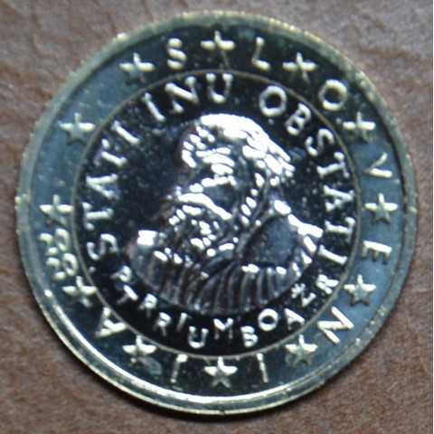 1 Euro Slovenia 2020 (UNC)