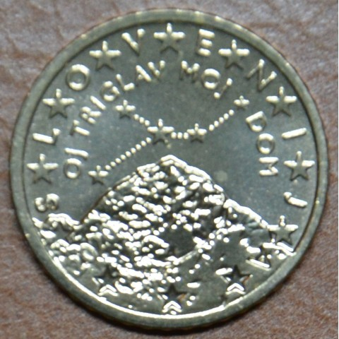50 cent Slovenia 2020 (UNC)