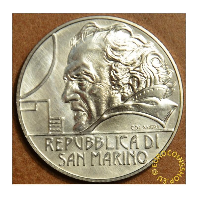 5 Euro San Marino 2013 - Federico Fellini (BU