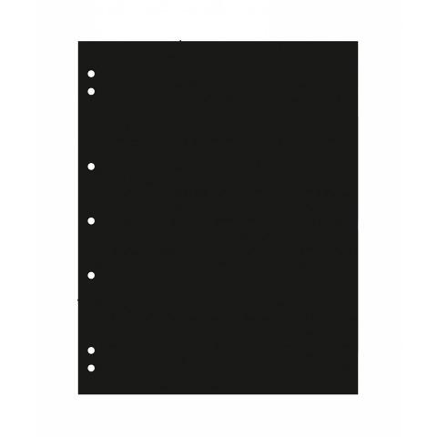 10 NUMIS interleaves, black