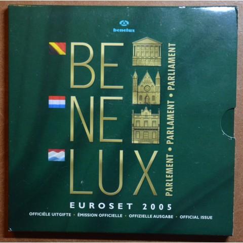 BeNeLux 2005 - set of 24 eurocoins (BU)