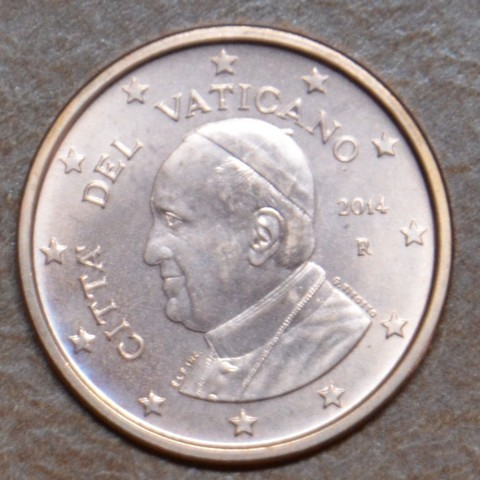 1 cent Vatican 2014 (BU)