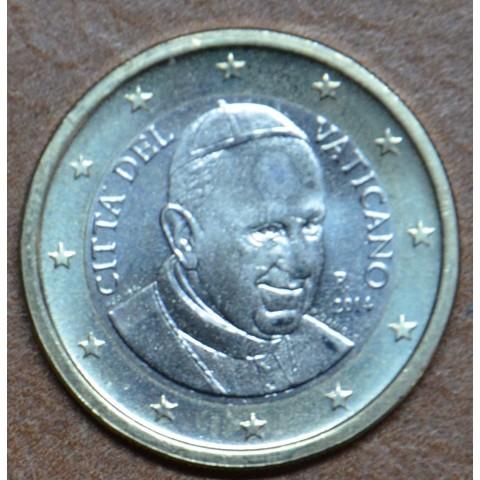 1 Euro Vatican 2014 (BU)