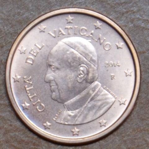 5 cent Vatican 2014 (BU)