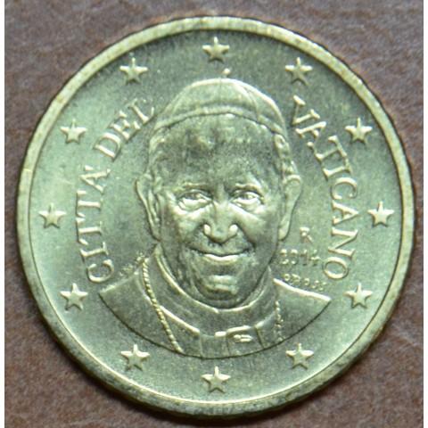 10 cent Vatican 2014 (BU)