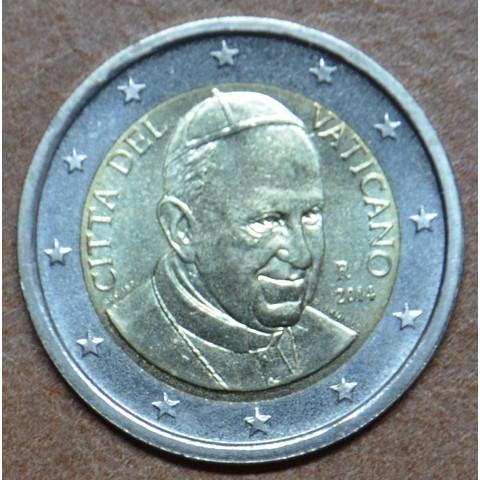 2 Euro Vatican 2014 (BU)