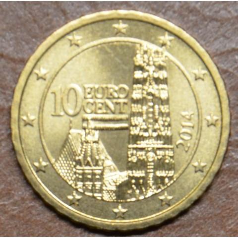 10 cent Austria 2014 (UNC)