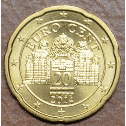20 cent Austria 2014 (UNC)
