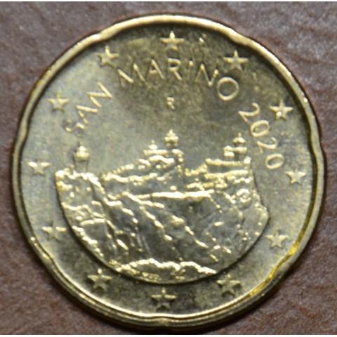 20 cent San Marino 2020 (UNC)