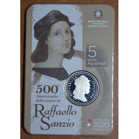 5 Euro Italy 2020 -  Raffaello Sanzio (Proof)