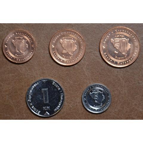 Bosnia Herzegovina 5 coins 1998-2005 (UNC)
