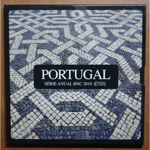 Portugal 2010 set of 8 coins (BU)