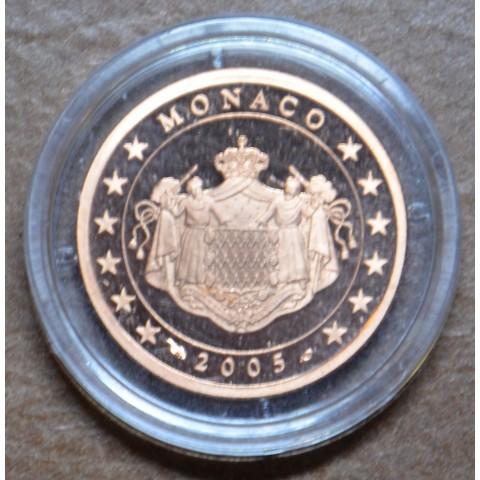 2 cent Monaco 2005 (Proof)