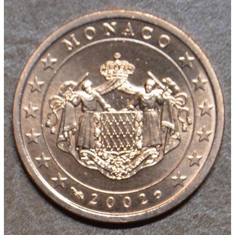 2 cent Monaco 2002 (BU)