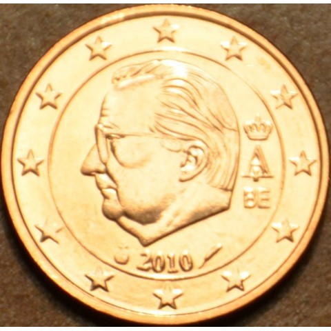 1 cent Belgium 2010 (UNC)