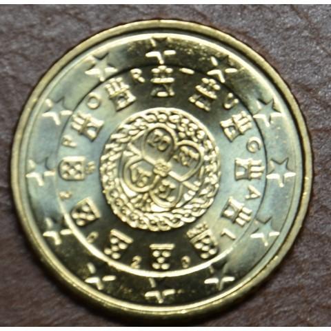 50 cent Portugal 2020 (UNC)