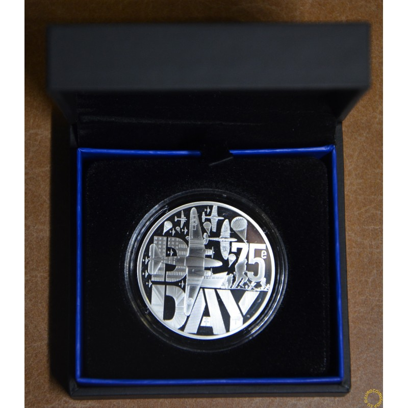 10 Euro France 2019 - D-Day (Proof)
