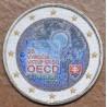 2 Euro Slovakia 2020 - Accession to the OECD IV. (colored UNC)