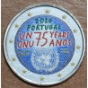 2 Euro Portugal 2020 - 75 years United Nations II. (colored UNC)