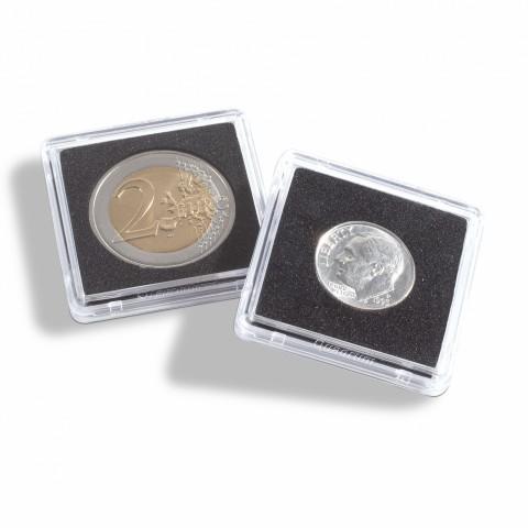 Leuchtturm Quadrum mini capsula for 2 euro coin