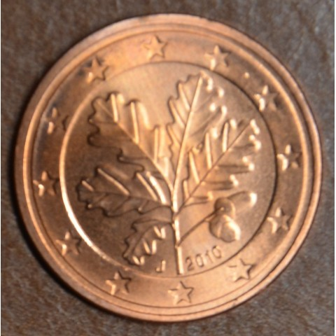 "2 cent Germany ""J"" 2010 (UNC)"