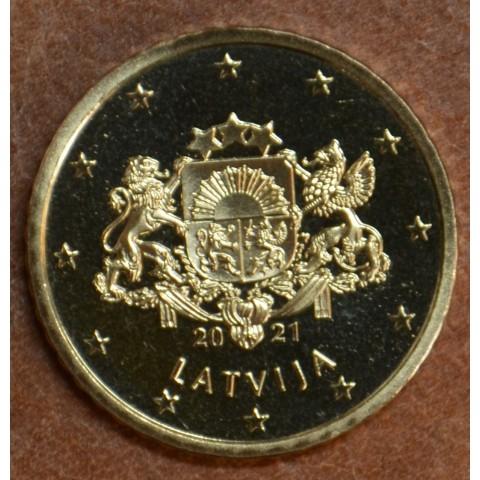 10 cent Latvia 2021 (UNC)