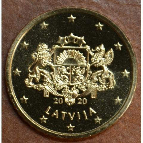 10 cent Latvia 2020 (UNC)
