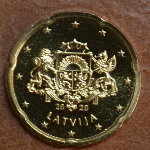 20 cent Latvia 2020 (UNC)