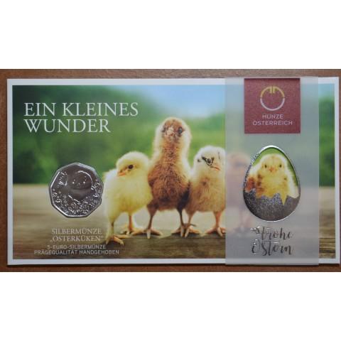 5 Euro Austria 2021 - Easter coin (BU)