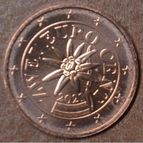 2 cent Austria 2021 (UNC)