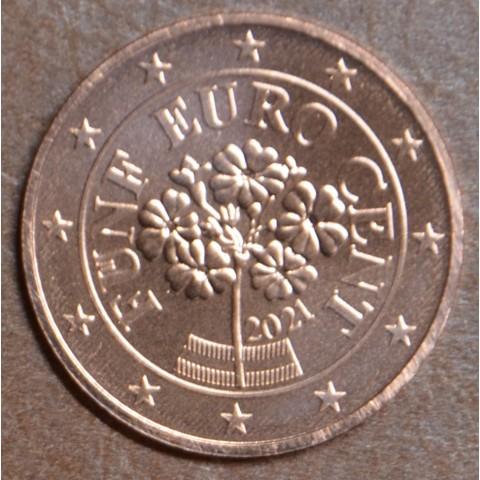 5 cent Austria 2021 (UNC)