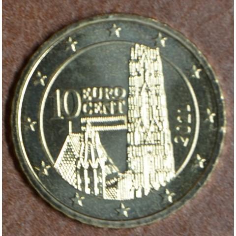 10 cent Austria 2021 (UNC)