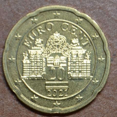 20 cent Austria 2021 (UNC)