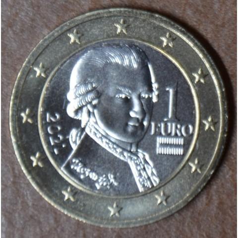 1 Euro Austria 2021 (UNC)
