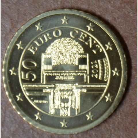 50 cent Austria 2021 (UNC)