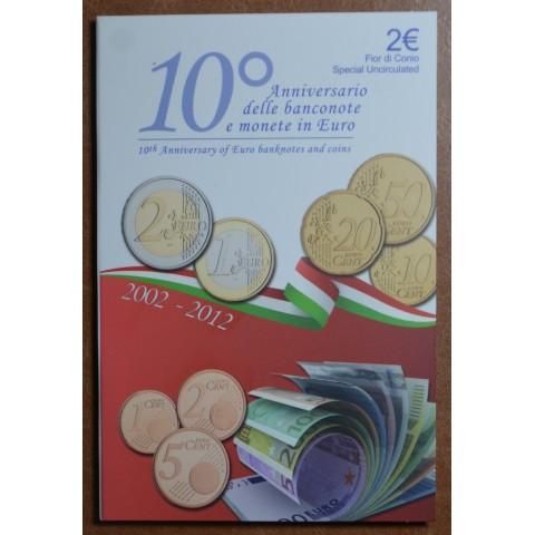 2 Euro Italy 2012 - Ten years of Euro  (BU)