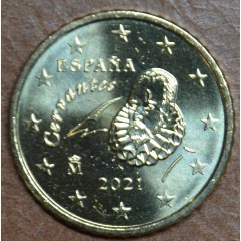 50 cent Spain 2021 (UNC)