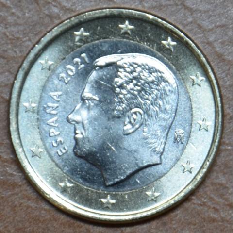 1 Euro Spain 2021 (UNC)