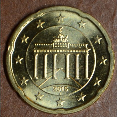 "20 cent Germany ""J"" 2015 (UNC)"