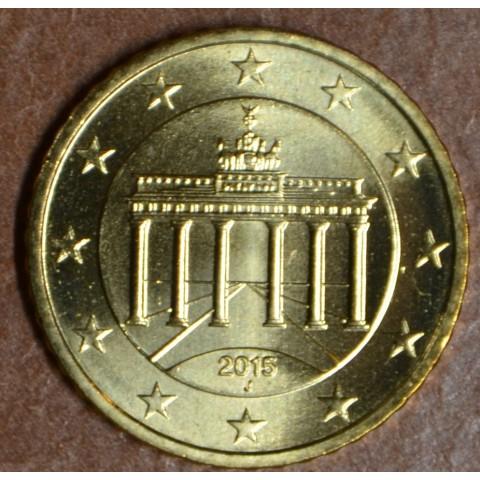 "10 cent Germany ""J"" 2015 (UNC)"